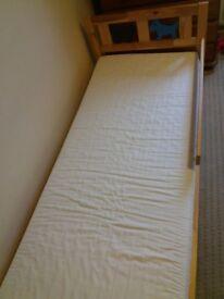 Children Single bed Sultan Lade Ikea