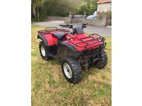 Honda TRX 350 ES Fourtrax 4x4 Farm Quad