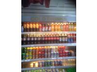 OPEN FRIDGE FOR SALE ~ ONLY £10 ~ BEST PRICE