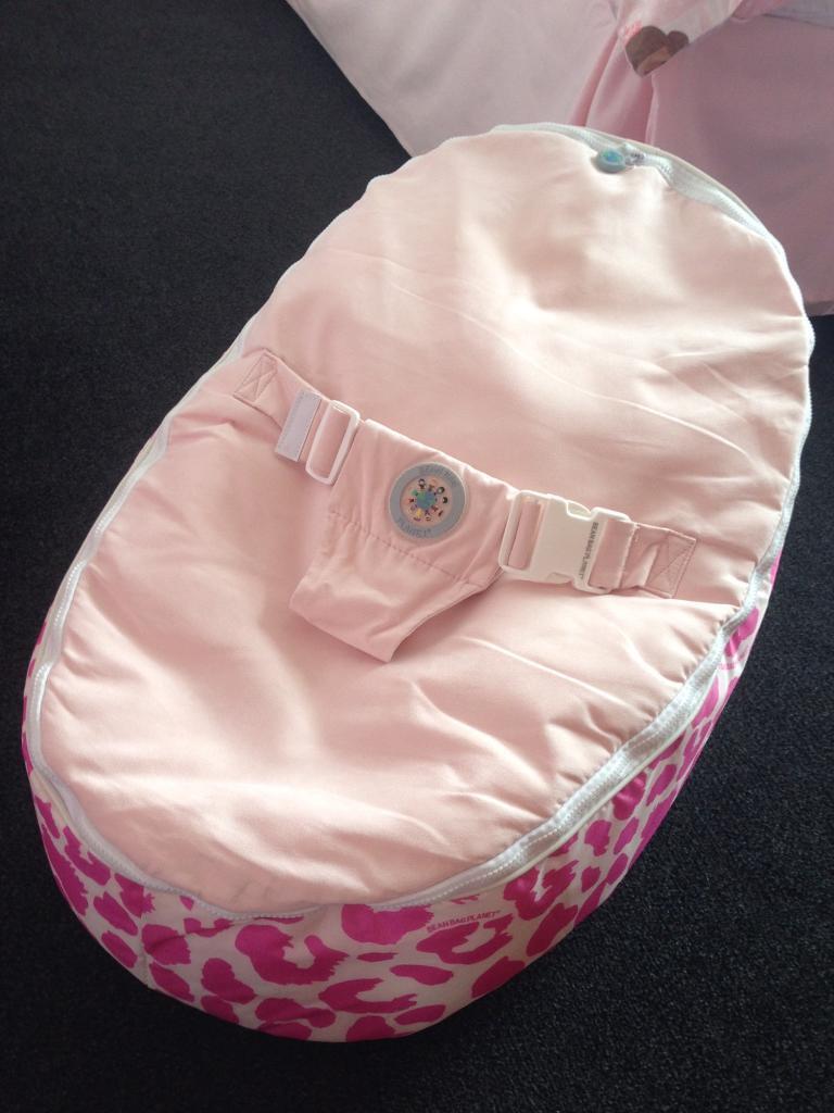 Excellent Pink Leopard Baby Bean Bag Bean Bag Planet X In Creativecarmelina Interior Chair Design Creativecarmelinacom