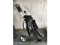 Golf Trolley/ Bag and Accessories.