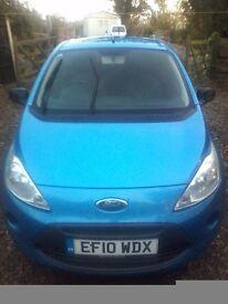Ford ka for sale 2010