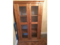 Two large wardrobes on sale