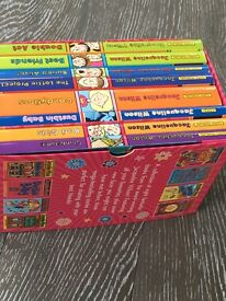 Jackiline Wilson book collection box set