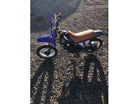 Pw50 genuine bike fully running