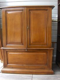 Mahogany Cabinet for 38in TV