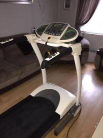 Tunturi Go Run 30 Treadmill - Motorised Folding