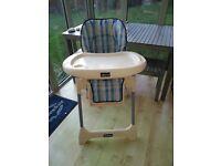 Chicco Mamma High Chair