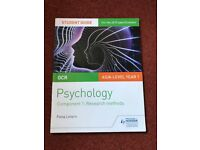 A-level psychology revision guide