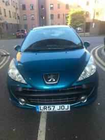 image for PEUGEOT 207 M PLAY 1.4 5 DOOR HATCHBACK 57 REG,,, MOT 19TH OCTOBER 2021
