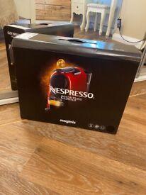 Magimix 11368 Nespresso Essenza Mini Black Coffee Capsule Machine
