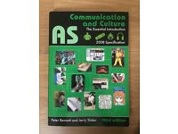 AS Communication and Culture revision guide