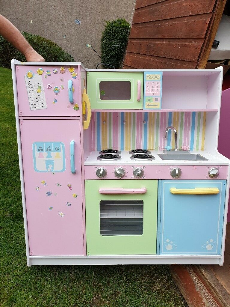 Prime Kids Solid Wood Play Kitchen For Sale In Aberdeen Gumtree Home Interior And Landscaping Mentranervesignezvosmurscom