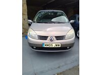 RENAULT GRAND SCENIC 7 SEATER LOW MILAGE PX WELCOME
