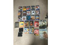 19 Playstation 2 Games, plus extras