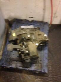 Vw golf etc 1.9 tdi gearbox 5 speed