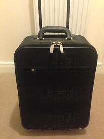Small Elle black suitcase
