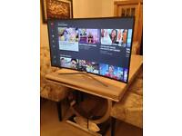 "SAMSUNG 49"" HD CURVED SMART TV WITH WARRANTY!! Can deliver 🚚 -YouTube-Netflix-i player"