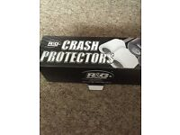 R&G Crash Protectors for Triumph Street Triple and Triumph Street triple R (2013-onwards)
