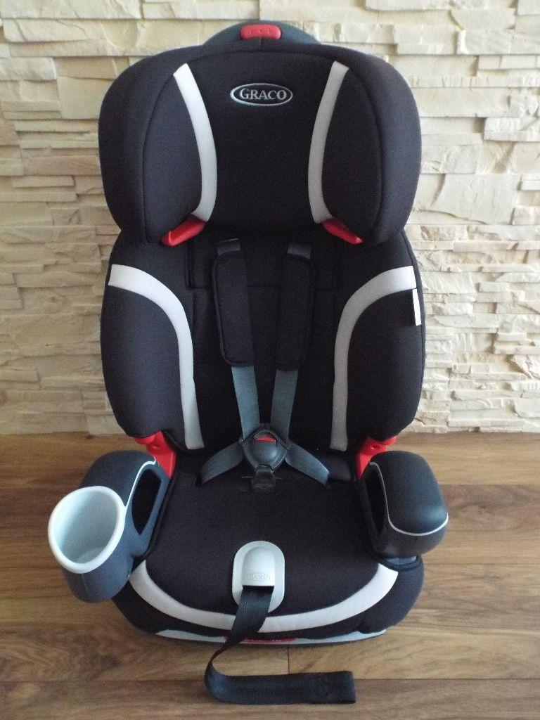 GRACO NAUTILUS CHILD CAR SEAT 9 36 Kg