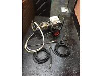 Gx200 honda pressure washer