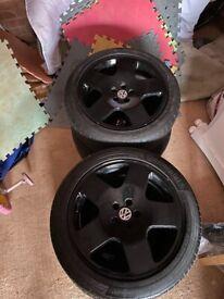 Audie tt comp wheels