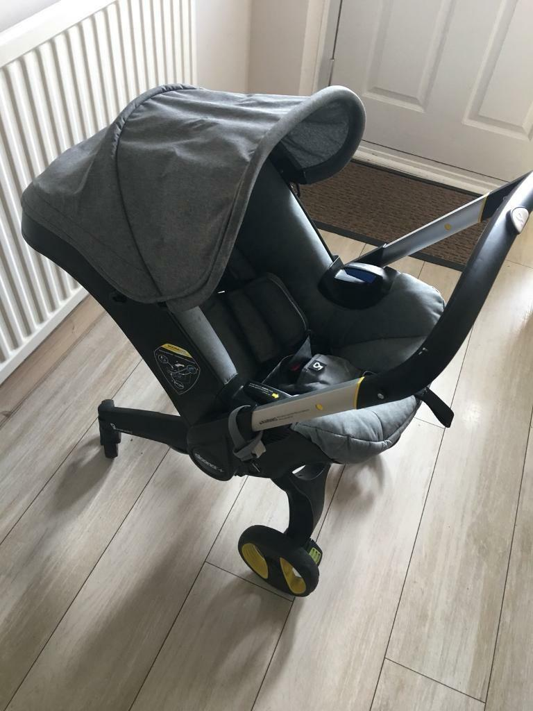 Doona Car Seat Pram Excellent Condition 220 Including Isofix Base