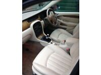 Jaguar X Type 2.5 V6 SE 2001
