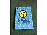 The Doraemon iPad mini case
