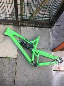 intense uzzi mountain bike spares or repairs