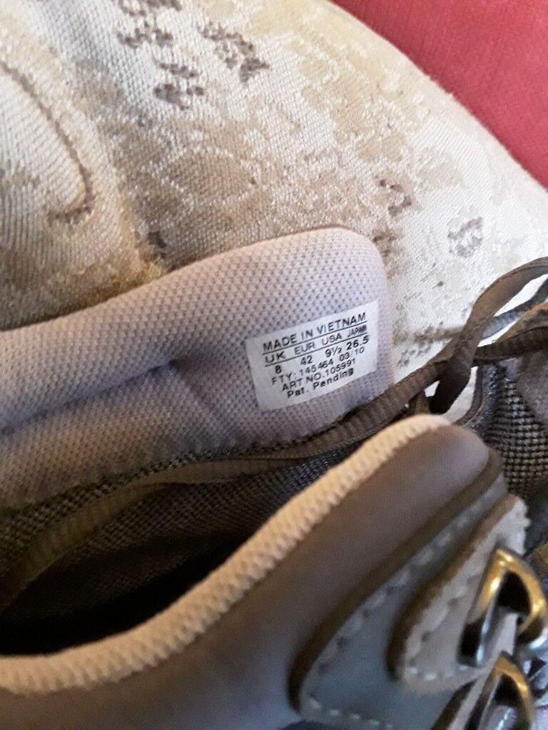 Womens Salomon Elios2 M8d GTX walking boots Size UK8