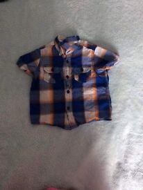Boys smart shirt 18-24 months