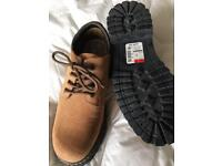 Men's brown shoes from M&S NEW size 9