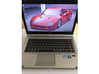 Laptop HP Elitebook I5 320/4gb Win7 pro