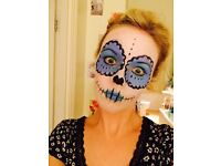 Professional Face Painter / Face painting in London