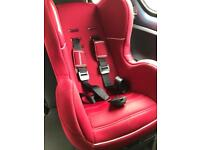 Mother care car seat from birth-four years
