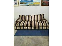 Striped Sofa No301112