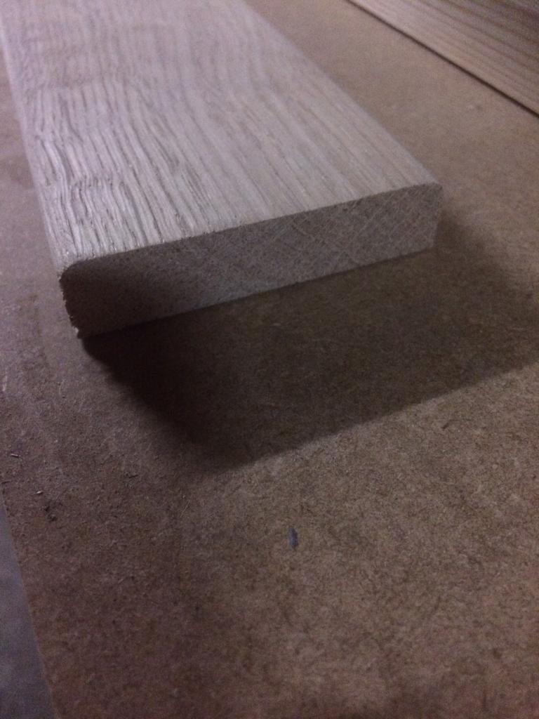 Solid oak door thresholds ( any size-please ask for quote)