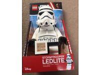 Lego Star Wars Stormtrooper LED Lite BNIB