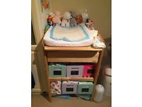 Nappy Changing Table