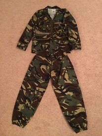 HM Armed Forces Royal Marines Commando dress-up outfit