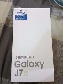 New Samsung GALAXY J7 6 2016 black/GOLD Unlocked DUOS2