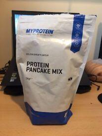 MyProtein - Protein Pancake Mix - Golden Syrup Flavour - 1KG