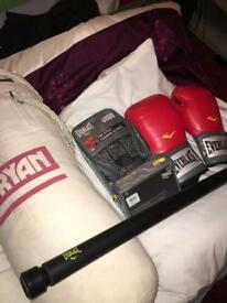 Boxer training gear DEAl