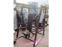 PULLOVER MACHINE - PULLUM SPORTS - BACK LATS CHEST GYM WEIGHTS MACHINE PULL OVER bodybuilding