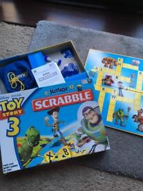 Toy story scrabble