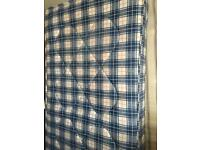 Orthopaedic double mattress-£50 delivered