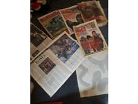 Stone Roses archive music paper articles