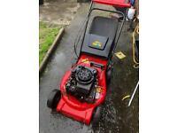 Petrol lawnmower spares repairs
