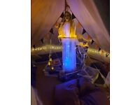 Bell Tent Hire.